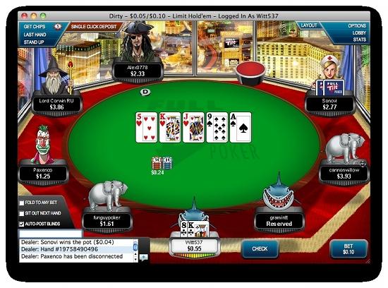 Full Tilt Poker Table  sc 1 st  Best Poker Sites & Full Tilt Poker Review - $600 FullTilt Bonus - FullTiltPoker.com