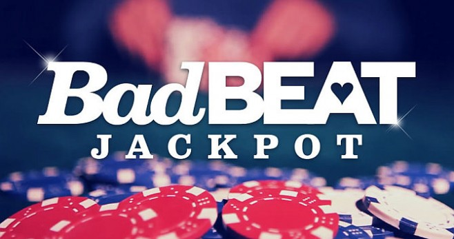 Bad beat jackpot online betting ladbrokes derby betting strategies
