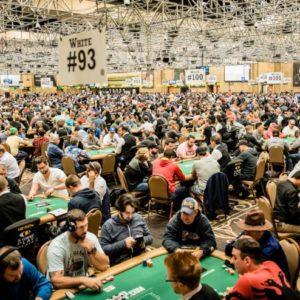 WSOP Satellites Bankroll