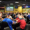 Large Poker Field