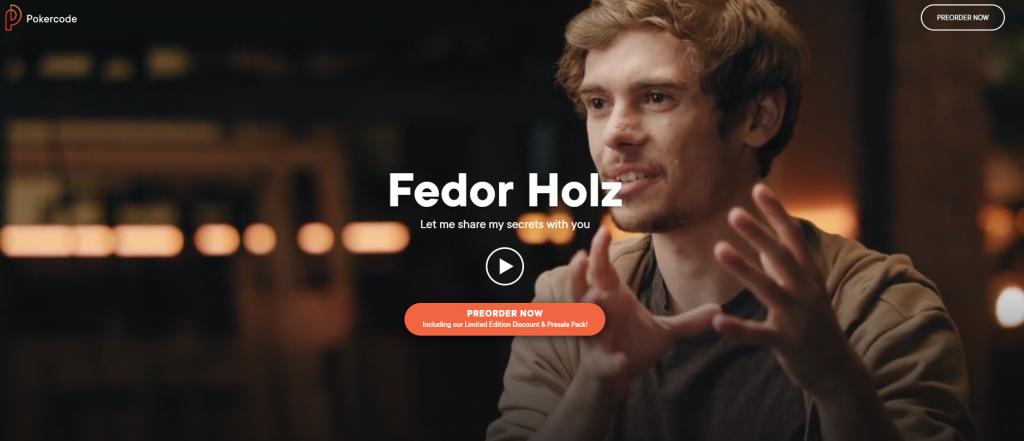 Fedor Holz poker training