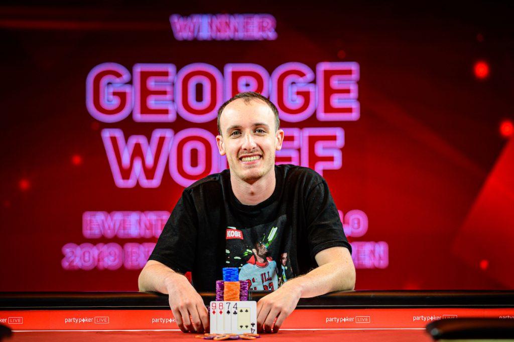 George Wolff - British Poker Open