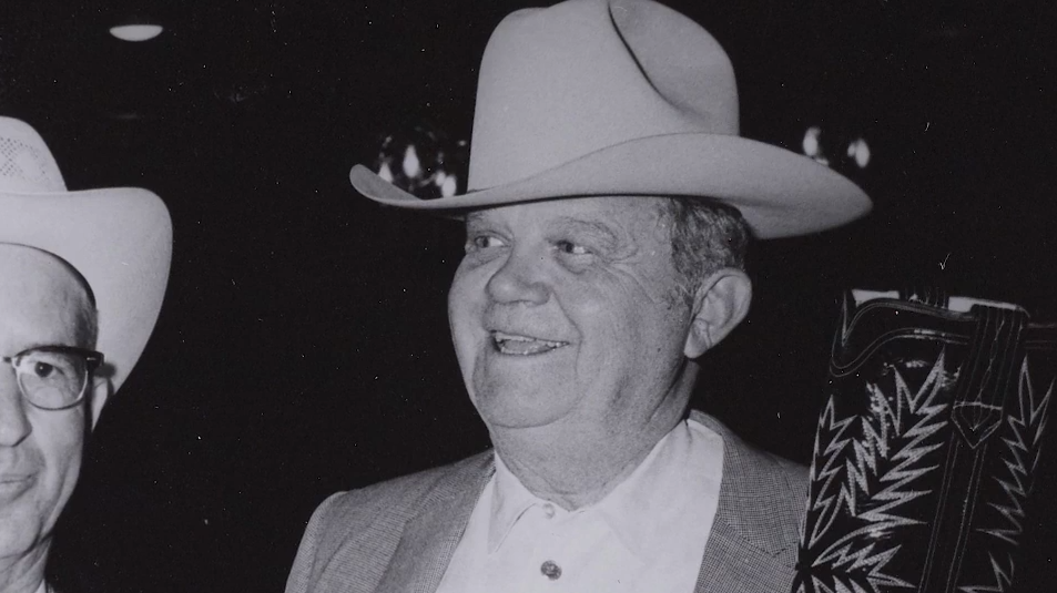 Legends of the Game - Benny Binion Photo