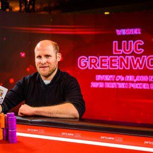Luc Greenwood - British Poker Open