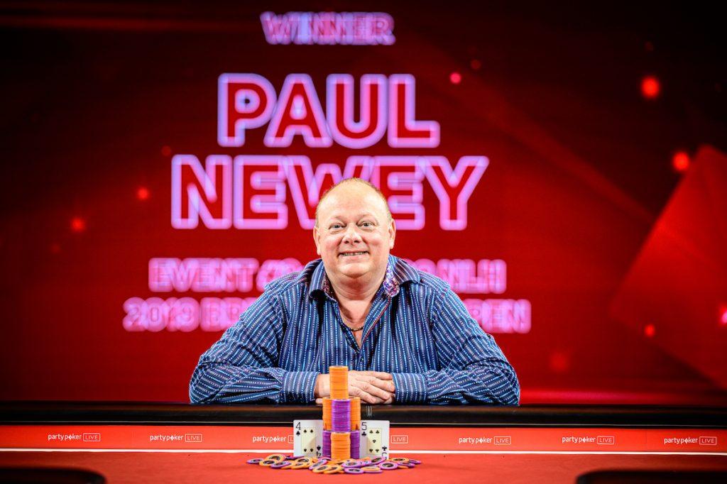 Paul Newey BPO Win