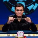 James Chen WSOP Europe