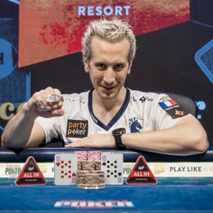 Bertrand Grospellier WSOP Europe