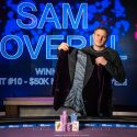 Sam Soverel Poker Masters Purple Jacket