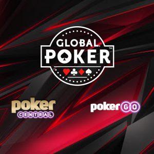Global Poker - Poker Central Partnership