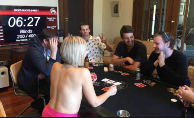 Home Poker Game WSOP Tournament