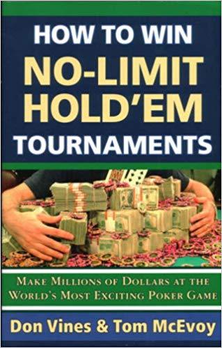 Tom McEvoy Poker Book