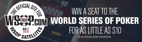 WSOP Satellites USA