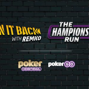 Run It Back - Poker Central