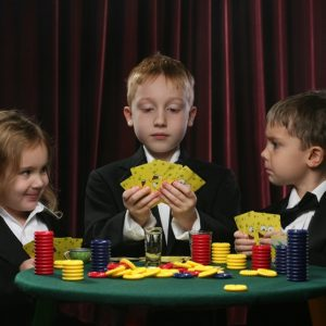 Teaching Kids Poker
