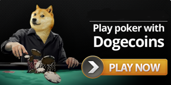 Poker With Dogecoin