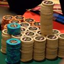 Slow structure poker tournaments