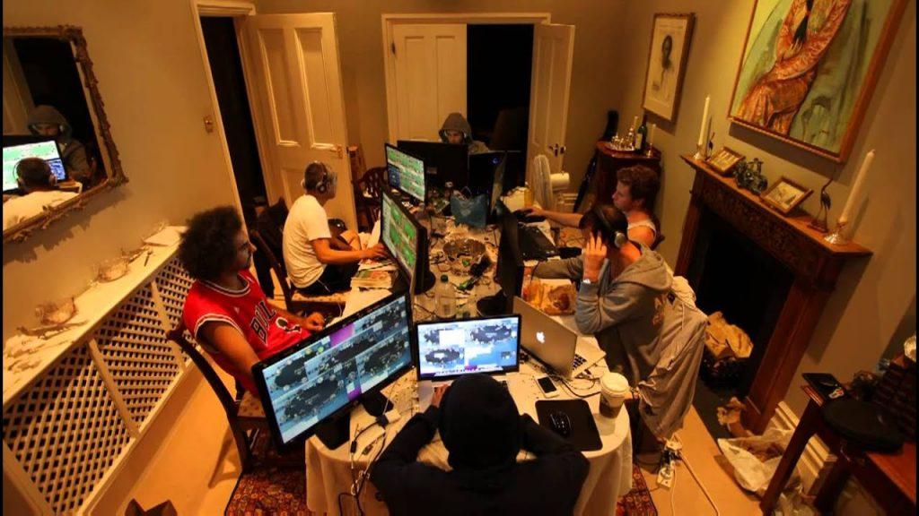 Online Poker Grind House