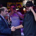 Poker Player Handshake