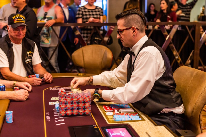 Sahara Poker Room - Cash Games