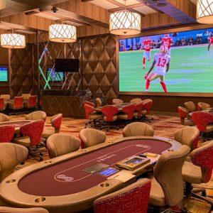 Sahara Poker Room - Las Vegas