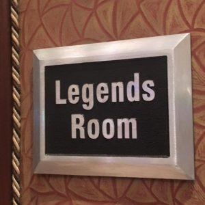 Legends Room Bellagio Las Vegas