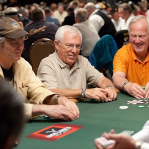 Older Poker Players