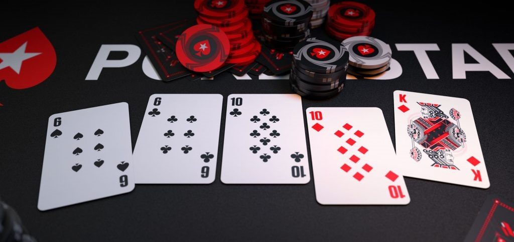 Double Paired Board Hold'em