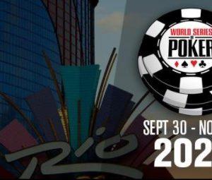 2021 WSOP Dates