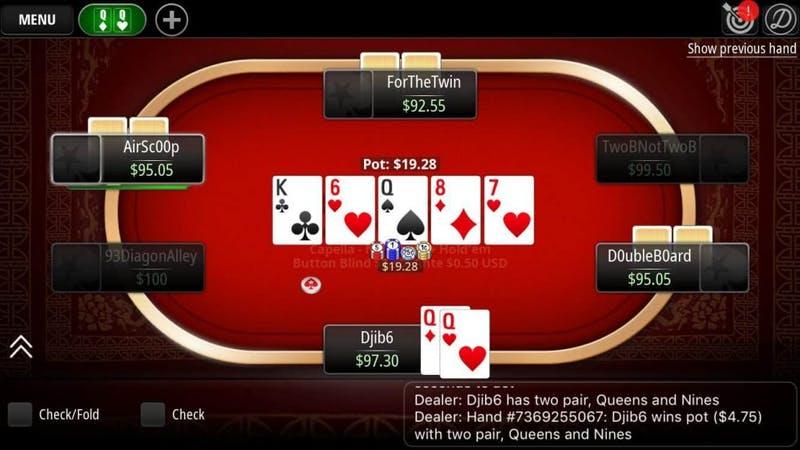 Family Pots Online Poker