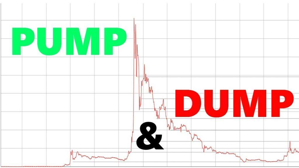 Crypto Pump and Dump